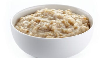 Using oat bran to reduce glycemic response