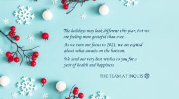 Happy Holidays from INQUIS